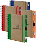 Recycled Spiral Notebooks